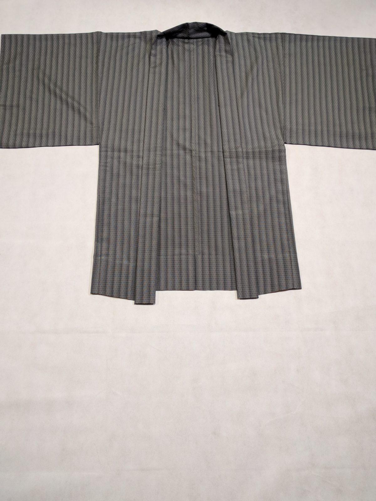 男の和服着物,羽織,本畳み,日本,和文化,