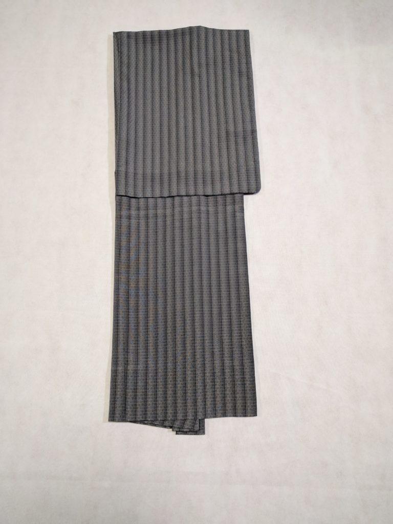 男の和服着物 羽織 本畳み
