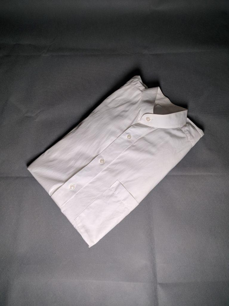 男の和服着物、モッズ、小物、スタンドカラーシャツ、組み合わせ
