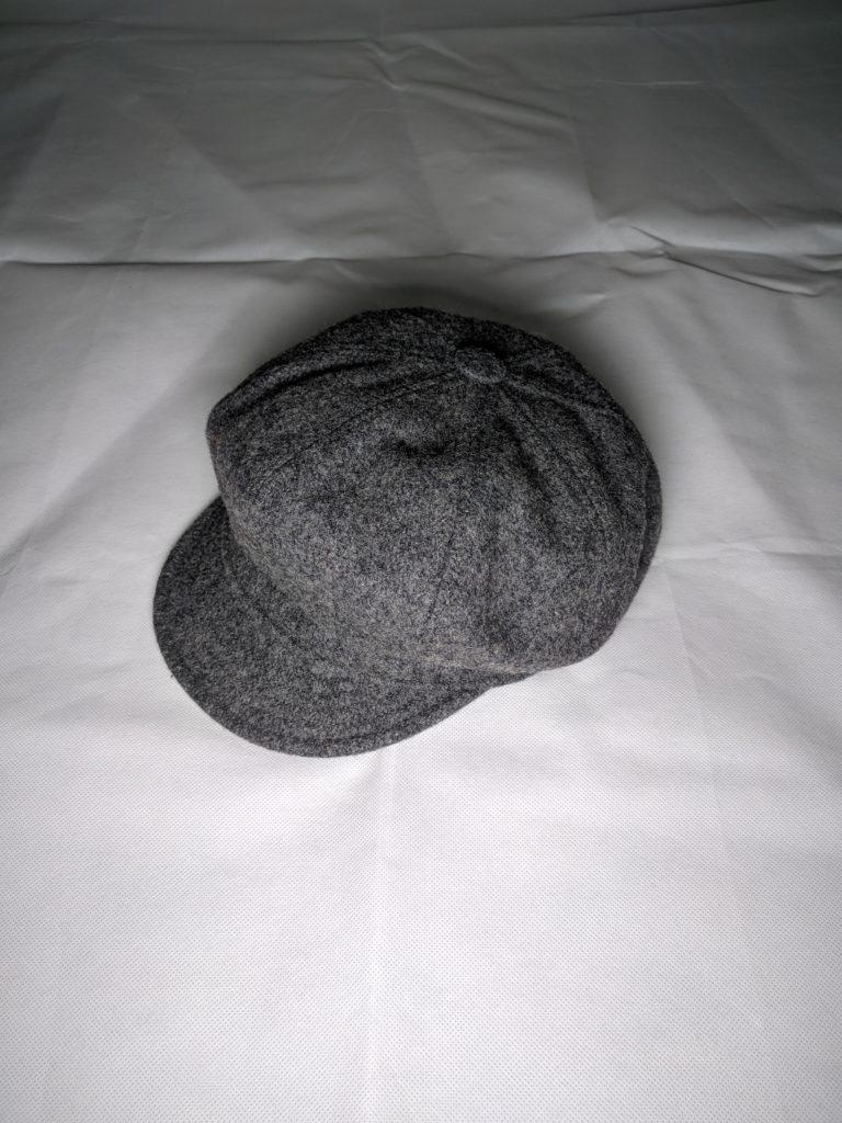 男の和服着物モッズ、キャスケット、帽子、洋小物、MIX