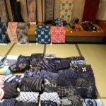 男の和服着物,メンズ着物,和装,有松,絞り,祭り,お出掛け,名古屋,浴衣,