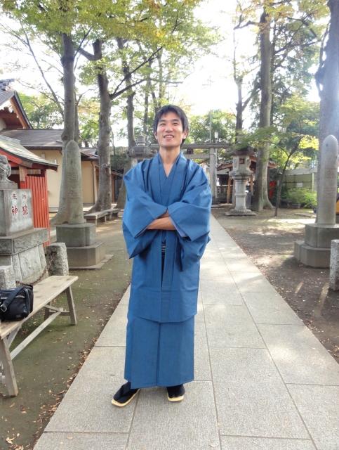 男の和服,モッズ,メンズ着物,和装,裏着物,日本,和,文化,狐面,落語,江戸,上方,