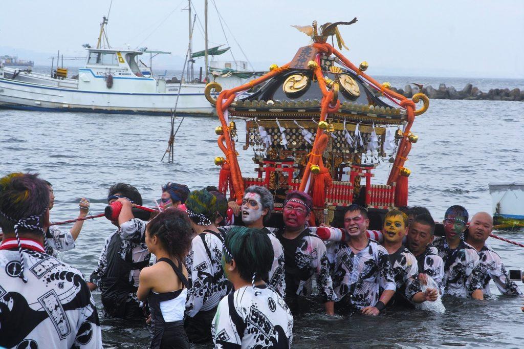 男の和服,モッズ,メンズ着物,和装,裏着物,和,文化,狐面,歴史,秋祭り,日本,盆踊り